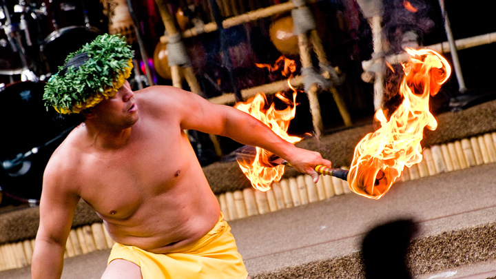 Disney�s Spirit of Aloha Dinner Show