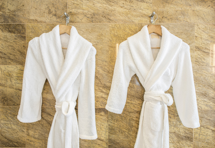 Terry Cloth Robe